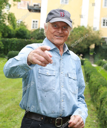 Editorial image of Terence Hill in Muhldorf, Germany - 07 Sep 2018