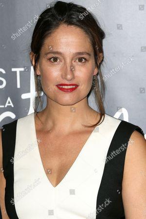 Marie Gillain (president of the jury)