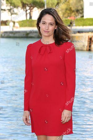 Jury president Marie Gillain