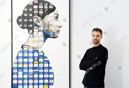 Editorial photo of Human Connection exhibition at the Opera Gallery, London, United Kingdom - 13 Sep 2018
