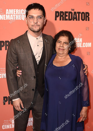 Editorial picture of 'The Predator' special film screening, Los Angeles, USA - 12 Sep 2018