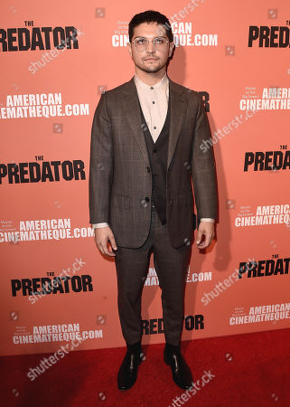 Editorial image of 'The Predator' special film screening, Los Angeles, USA - 12 Sep 2018