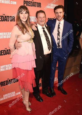 Tatiana Pajkovic, Guest, Boyd Holbrook