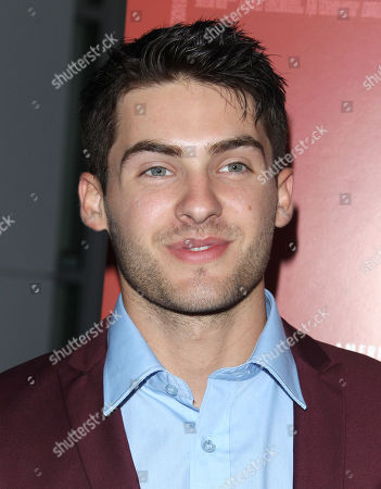 Stock Image of Cody Christian