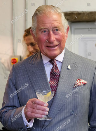 Prince Charles visit to Northumberland