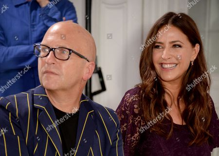 Stock Picture of Nicky Johnston and Lisa Snowdon