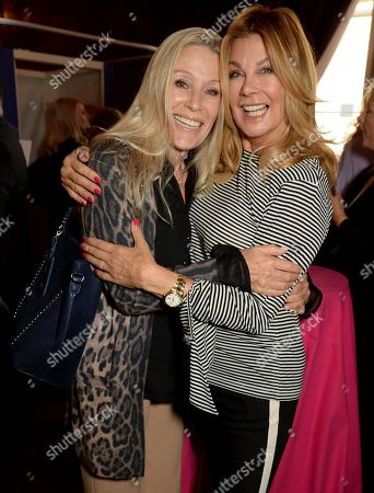 Angie Best and Jilly Johnson