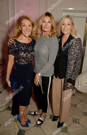 Aliza Reger, Jilly Johnson and Angie Best