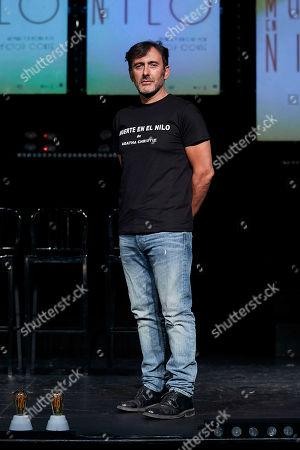 Editorial image of 'Muerte en el Nilo' play photocall, Madrid, Spain - 13 Sep 2018