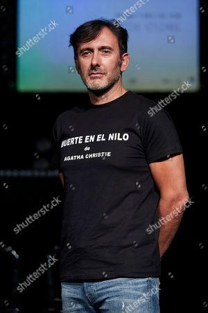 Stock Image of Miquel Garcia Borda
