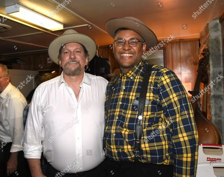 Jerry Douglas and Dom Flemons