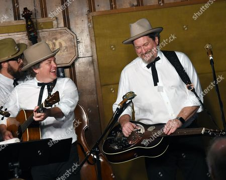 Stock Picture of The Earls of Leicester - Shawn Camp and Jerry Douglas