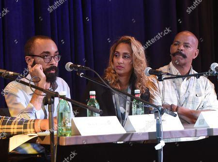 Singer/Songwriters Steven Lewis, Terika Dean and Guy Davis