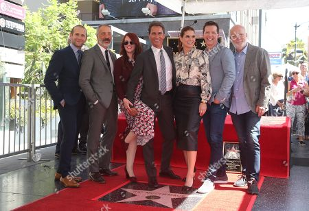 Editorial image of Eric McCormack honored with a star on the Hollywood Walk of Fame, Los Angeles, USA - 13 Sep 2018