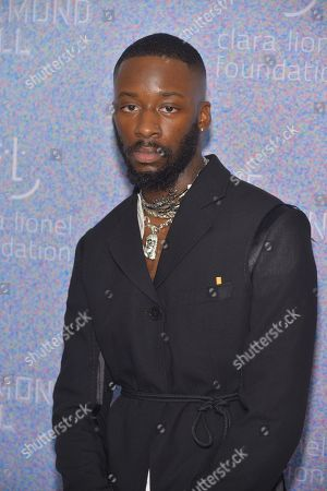 Editorial picture of 4th Annual Clara Lionel Foundation Diamond Ball, Arrivals, New York, USA - 13 Sep 2018