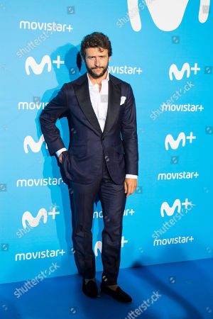 Editorial picture of Movistar plus Photocall, Madrid, Spain - 11 Sep 2018