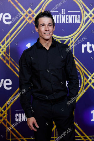 Editorial photo of 'El Continental' TV Show premiere, Madrid, Spain - 13 Sep 2018