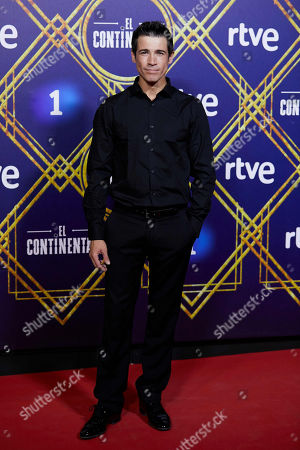 Editorial image of 'El Continental' TV Show premiere, Madrid, Spain - 13 Sep 2018