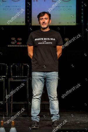 Stock Picture of Miquel Garcia Borda