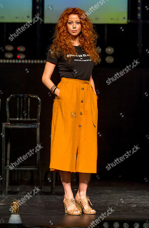 Editorial picture of 'Muerte en el Nilo' play photocall, Madrid, Spain - 13 Sep 2018