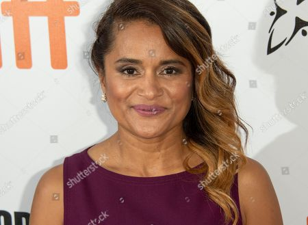 Canadian director Veena Sud arrives for the screening of the movie 'The Lie' during the 43rd annual Toronto International Film Festival (TIFF) in Toronto, Canada, 13 September 2018.