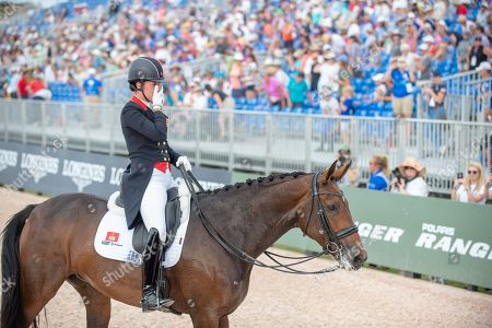 Editorial photo of FEI World Equestrian Games- Tryon 2018 - North Carolina, USA