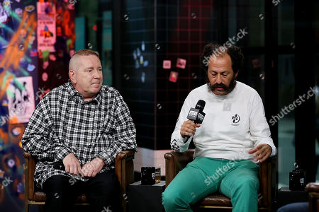 Editorial picture of AOL Build Speaker Series, New York, USA - 13 Sep 2018