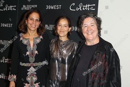 Elizabeth Karlsen, Pamela Koffler, Christine Vachon