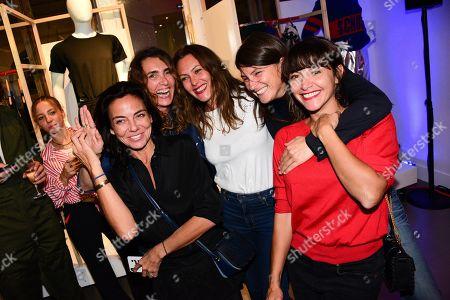 Sandra Sisley, Mademoiselle Agnes, Karole Rocher, Emma de Caunes