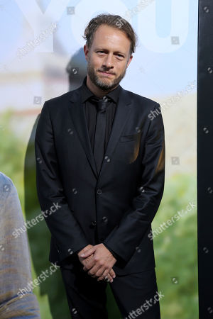"""Stock Photo of Federico Jusid arrives at the LA Premiere of """"Life Itself"""" at the Hollywood Arclight, in Los Angeles"""