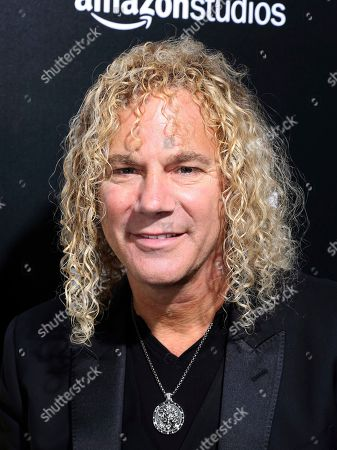 """David Bryan, member of Bon Jovi arrives at the LA Premiere of """"Life Itself"""" at the Hollywood Arclight, in Los Angeles"""