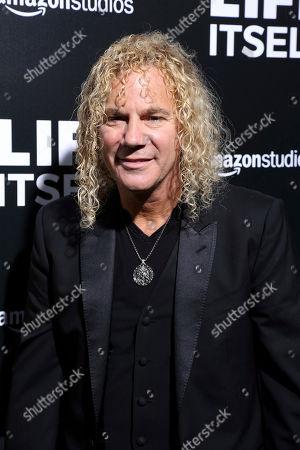 "Editorial image of LA Premiere of ""Life Itself"", Los Angeles, USA - 13 Sep 2018"