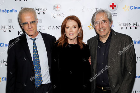 Julianne Moore, Christopher Lambert, Paul Weitz (Director, Screenwriter)