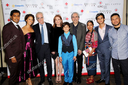 Editorial image of New York Premiere of Screen Media's new Film 'Bel Canto' hosted by the American Red Cross & Cinepolis Theaters, New York, USA - 13 Sep 2018