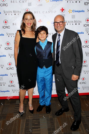 Caroline Baron (Producer), Nico Bustamante, Anthoney Weintraub (Producer, Screenwriter)