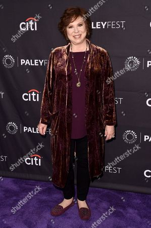 """Vicki Lawrence attends the 2018 PaleyFest Fall TV Previews """"The Cool Kids"""" at The Paley Center for Media, in Beverly Hills, Calif"""