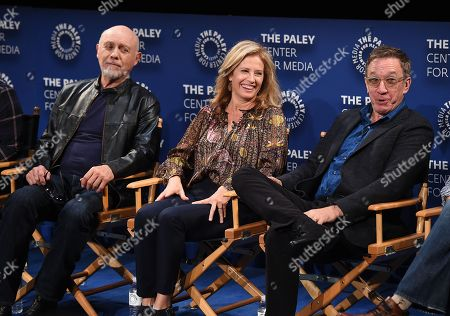 Hector Elizondo, Nancy Travis, Tim Allen