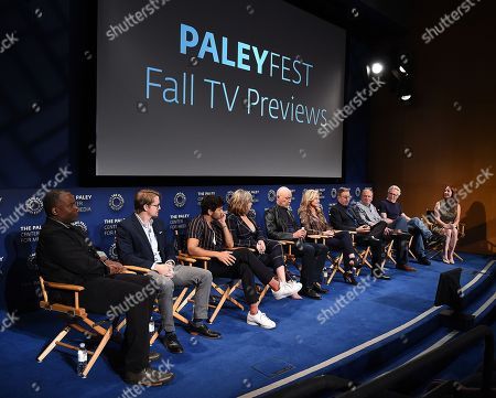 Editorial photo of 'Last Man Standing' TV show, Panel, PaleyFest, Los Angeles, USA - 13 Sep 2018