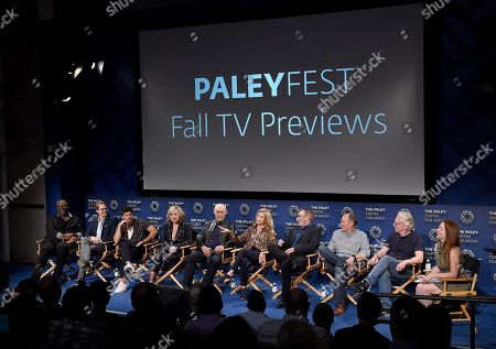 Editorial picture of 'Last Man Standing' TV show, Panel, PaleyFest, Los Angeles, USA - 13 Sep 2018