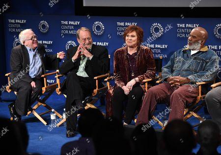 Leslie Jordan, Martin Mull, Vicki Lawrence, David Alan Grier