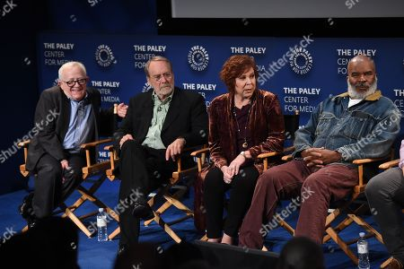 Editorial picture of 'The Cool Kids' TV show, Panel, PaleyFest, Los Angeles, USA - 13 Sep 2018