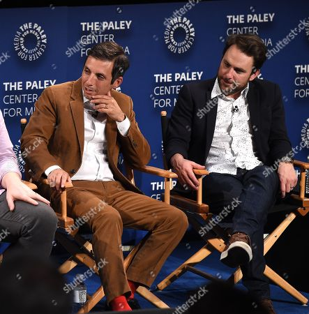 Editorial image of 'The Cool Kids' TV show, Panel, PaleyFest, Los Angeles, USA - 13 Sep 2018