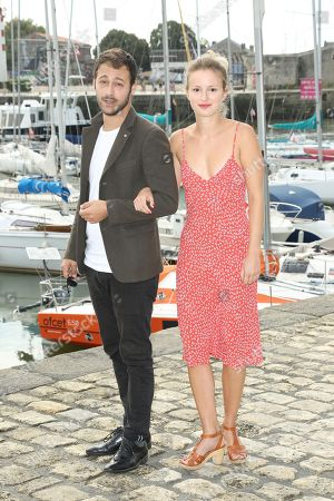 Editorial image of 'HP' photocall, La Rochelle TV Fiction Festival, France - 13 Sep 2018