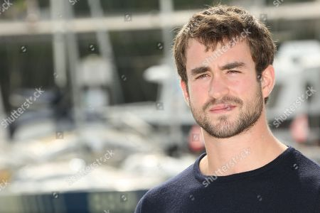 Editorial picture of 'Jonas' photocall, La Rochelle TV Fiction Festival, France - 13 Sep 2018