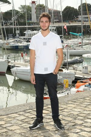 Editorial image of 'Jonas' photocall, La Rochelle TV Fiction Festival, France - 13 Sep 2018