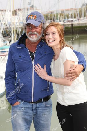 Editorial picture of 'Les Rivieres Pourpres' photocall, La Rochelle TV Fiction Festival, France - 13 Sep 2018