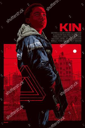 Kin (2018) Poster Art Myles Truitt as Eli Solinski