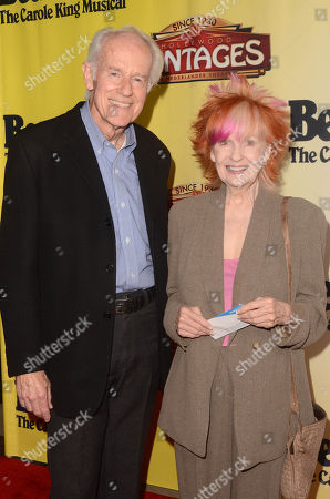Mike Farrell, Shelley Fabares