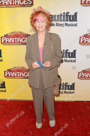 Editorial image of Beautiful: The Carole King Musical return premiere, Los Angeles, USA - 13 Sep 2018