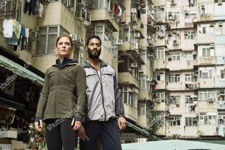 Editorial image of 'Strangers' TV Show, Series 1, Episode 4 UK/Hong Kong  - 01 Oct 2018